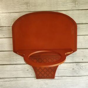 Basketball Hoop Display Shelf (Basketball Holder)